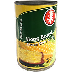 03908 HONG Cream Style Corn 425G