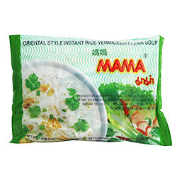 04386 泰國媽媽清湯米粉MAMA (THAI) RICE VERMICELLI CLEAR SOUP*