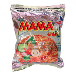 04388 泰國媽媽冬蔭麵 MAMA INSTANT SHRIMP NOODLE (TOM YUM) (5753)*