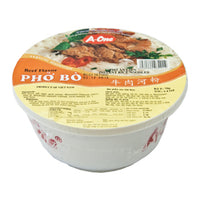 04441 SVW A-ONE INSTANT BOWL RICE NOODLE (BEEF)