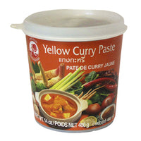 Cock (Thai) Yellow Curry Paste 400g