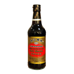 08924  PEARL RIVER BRIDGE GOLD LABEL SUPERIOR LIGHT SOY SAUCE 500ml