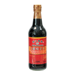 08962 珠江橋牌金裝鮮味老抽PEARL RIVER BRIDGE DELICIOUS DARK SOY SAUCE*