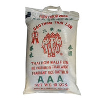 09801 Three Elephant Fragrant Rice - 10kg