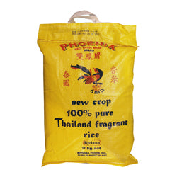 09807 The Phoenix Fragrant Rice - 10kg
