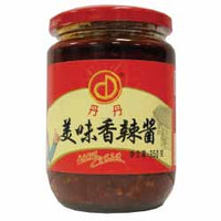 10007 丹丹牌美味香辣醬DAN DAN HOT AND SPICY CHILLI SAUCE