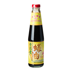11962 Pearl River Bridge Mushroom Flavoured Superior Dark Soy Sauce - 480g