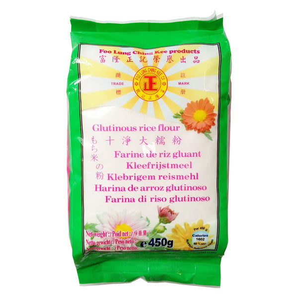 16200 FOO LUNG CHING KEE GLUTINOUS RICE FLOUR 450g