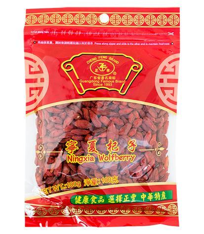 ZF Ningxia Wolfberry Kee Chi 100g