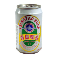 17601 Tsing Tao Beer (Can) 330ml