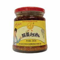 19041 丹丹牌蒜蓉剁椒DAN DAN CHOPPED CHILLI WITH GARLIC