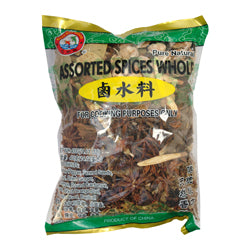 20923 BROTHERHOOD / LONGEVITY ASSORTED SPICES WHOLE (MIXED SPICES) 400g