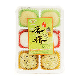 23763 MONG LEE SHANG ASSORTED MOCHI 220g