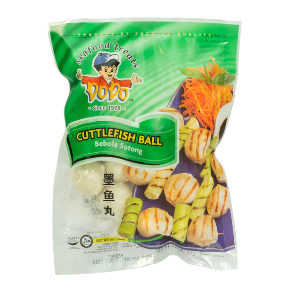 41021 DODO FROZEN CUTTLEFISH BALL 200g (Store Pickup Only)