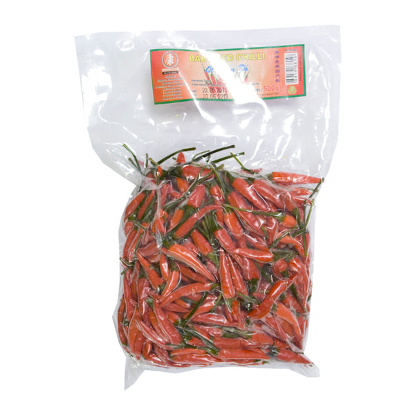 仅限自取PickUpOnly 91988 康牌急凍指天椒(紅)HONG FROZEN BABY RED CHILLI*