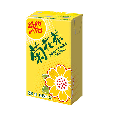 17040 維他菊花茶#VITA CHRYSANTHEMUM TEA *{250ml} MP
