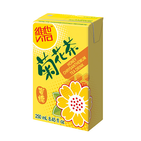 17045 維他蜜糖菊花茶#VITA HONEY CHRYSANTHEMUM TEA *{8*6*250ml} MP