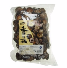 China Dried Mushrooms (whole)  2-3CM - 500g