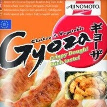 42450 Aji-No-Moto Chicken & Vegetable Gyoza 600g