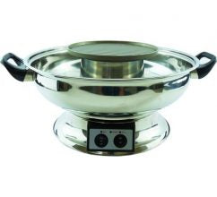 055451 4L EHPG Electric Hot Pot with Grill