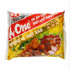 SVW A-One Instant Noodles Pork 85g