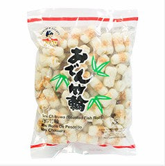 41019 Dodo Frozen Mini Chikuwa Fish Roll 200g (Store Pickup Only)