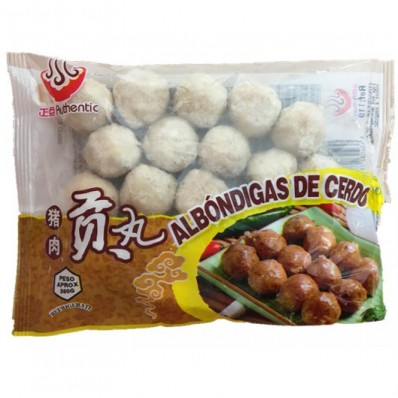 791080 ZD Frozen Pork Ball 360g (Store Pickup Only)