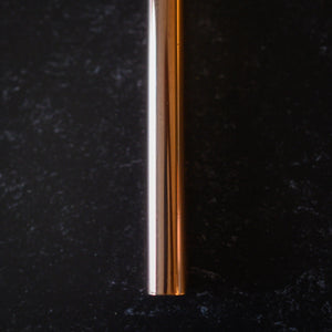 Pure Copper Reusable Wide Straw