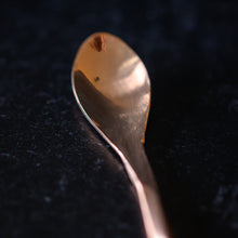 Load image into Gallery viewer, Copper Cocktail Stirrer Spoon