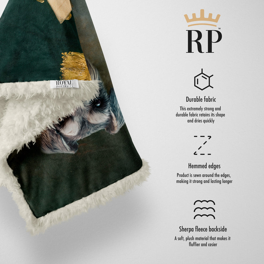 The Captain - Royal Sherpa Pet Blanket™