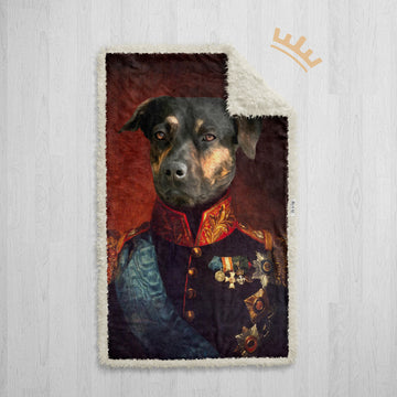 The Prince - Royal Sherpa Pet Blanket™