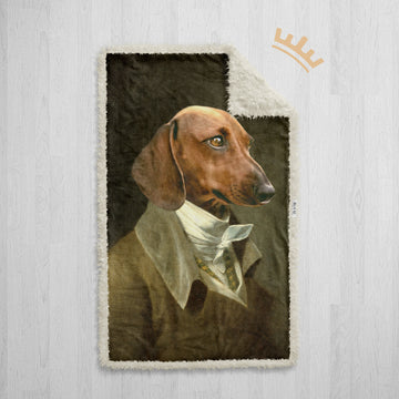 The Sir - Royal Sherpa Pet Blanket™