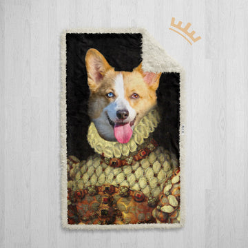 The Countess - Royal Sherpa Pet Blanket™