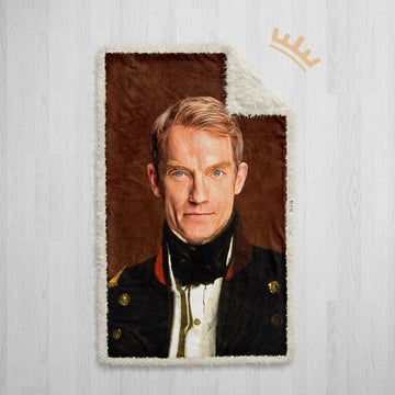 The Duke - Royal Sherpa Blanket™