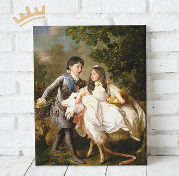 The Prince & Princess (Children)