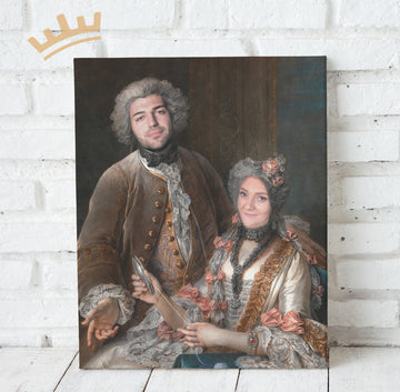 The King & Queen (Couple)