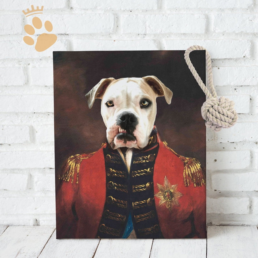 The Lord - Custom Pet Canvas
