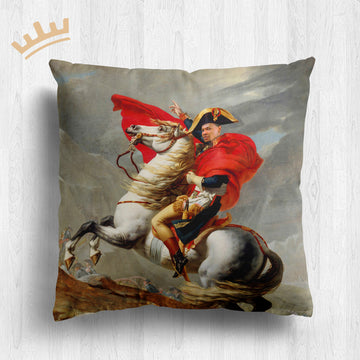 The Napoleon Bonaparte - Royal Pillow™