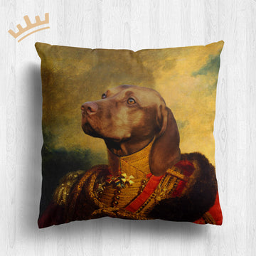 The General - Royal Pet Pillow™
