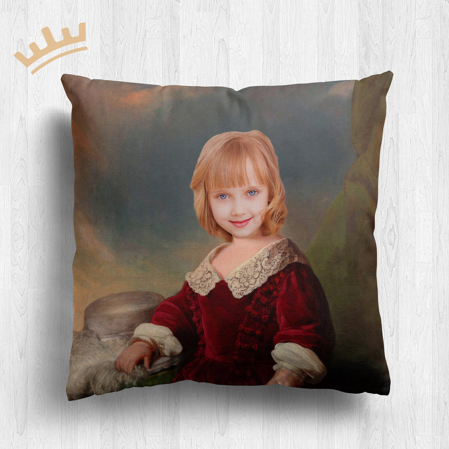 Camilla (Baby) - Royal Pillow™