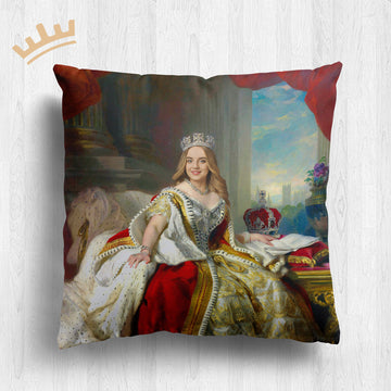 The Queen - Royal Pillow™