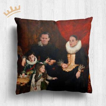 The Royal Family - Royal Pillow™