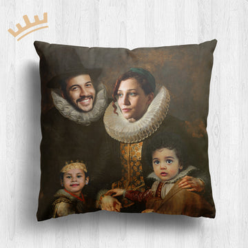The Renaissance Royals - Royal Pillow™