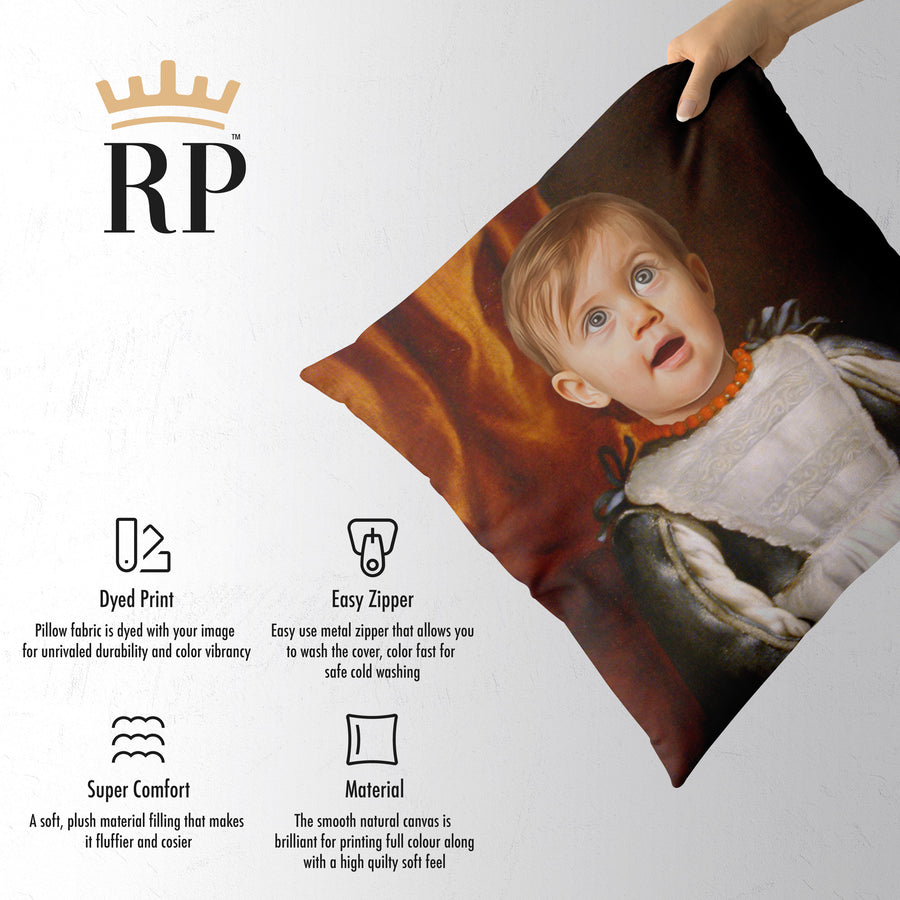 The Emperor (Baby) - Royal Pillow™
