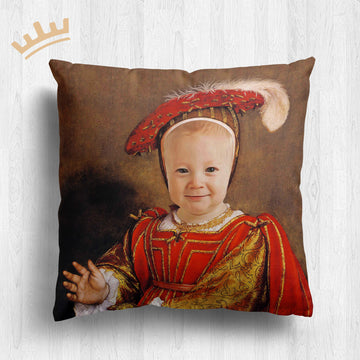The Prince (Baby) - Royal Pillow™