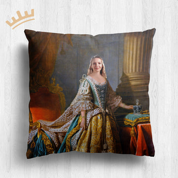 The Queen Henrietta - Royal Pillow™