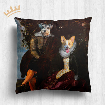 The Lord & Lady - Royal Pet Pillow™