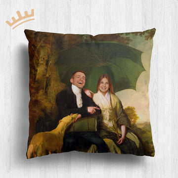 The Duke & Duchess (couple) - Royal Pillow™