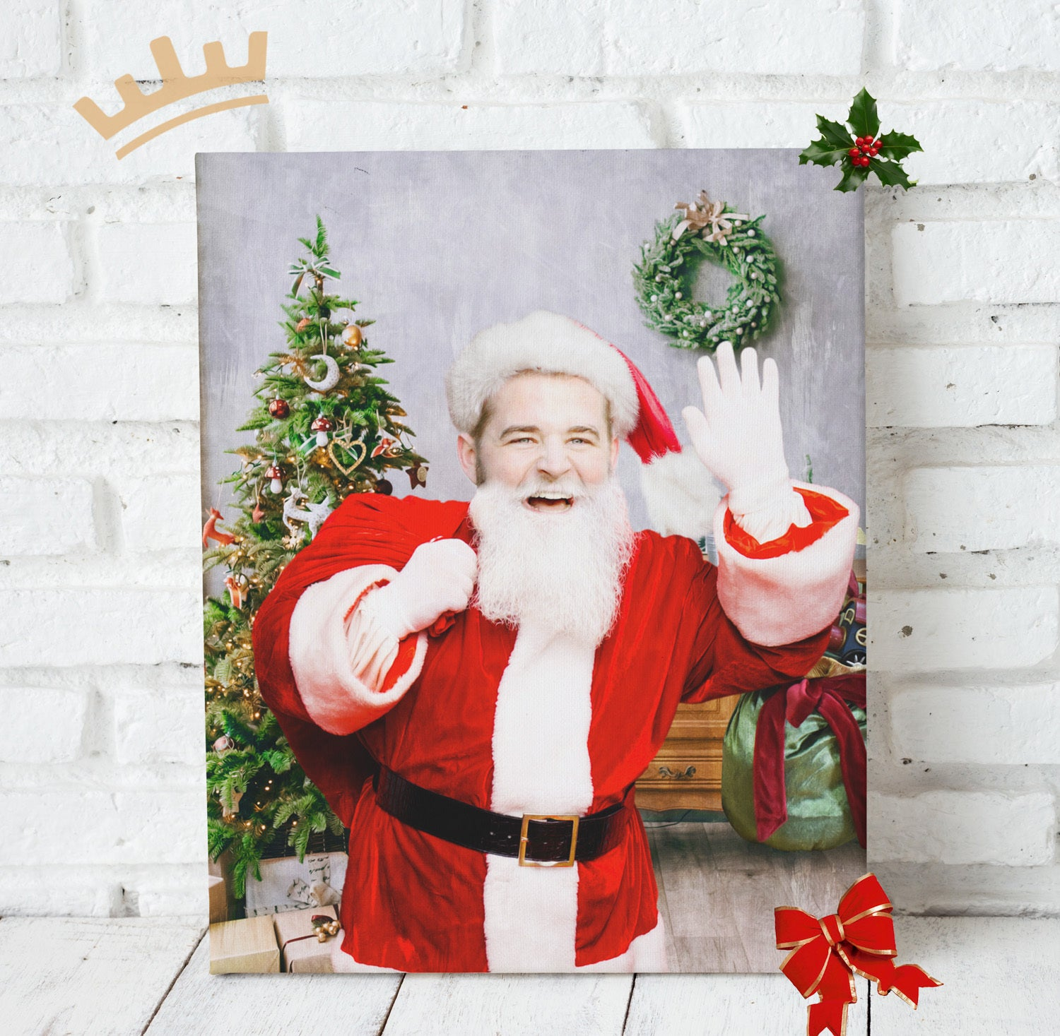 Santa Claus - Custom Portrait