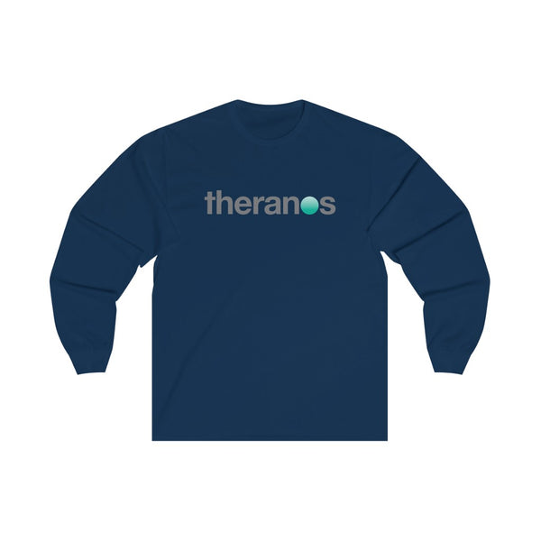 Theranos Long Sleeve T Shirt